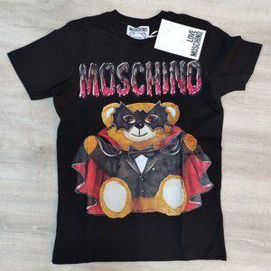 Moschino Halloween Black Men T-shirt